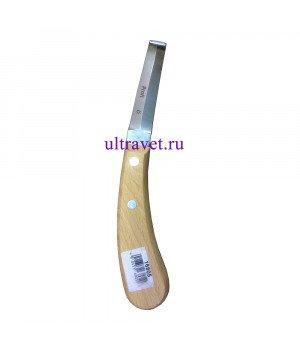 Копытный нож PROFI (обоюдоострый), два лезвия