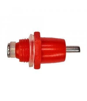 Ниппель для ниппельной поилки с резьбой и уплотнительным кольцом