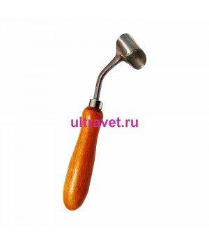 Копытный нож петлеобразный