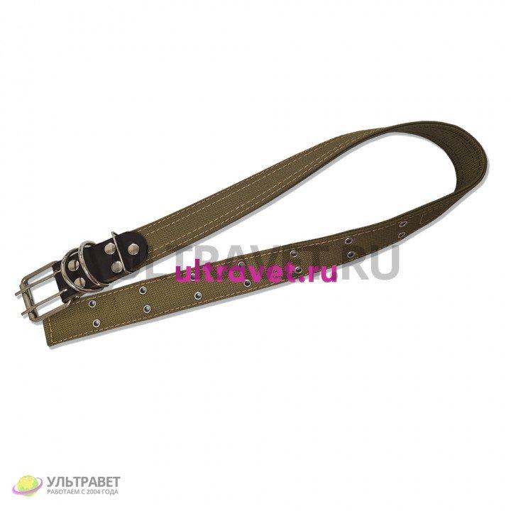 Ошейник для КРС Ультра брезентовый, усиленный, 105 см