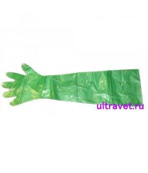 Перчатки для ИО из ПВХ №100
