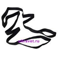 Акушерская петля (черная)