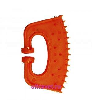 Кольцо против высасывания молока (пластина) 11х7,5 см