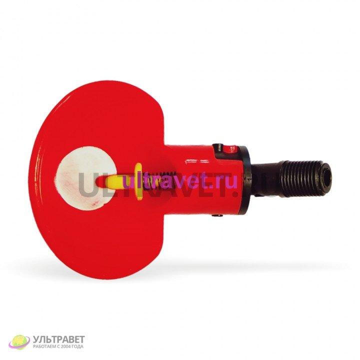 """Поилка микрочашечная ПП-03 (К1/8"""") с резиновым клапаном"""