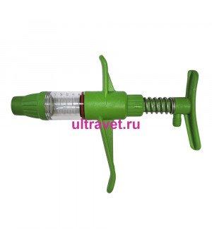 Шприц-вакцинатор Ваксимат, Луер-лок, 5 мл