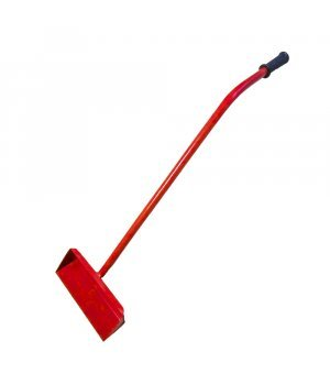 Скребок-совок для чистки кормушек, 1 л