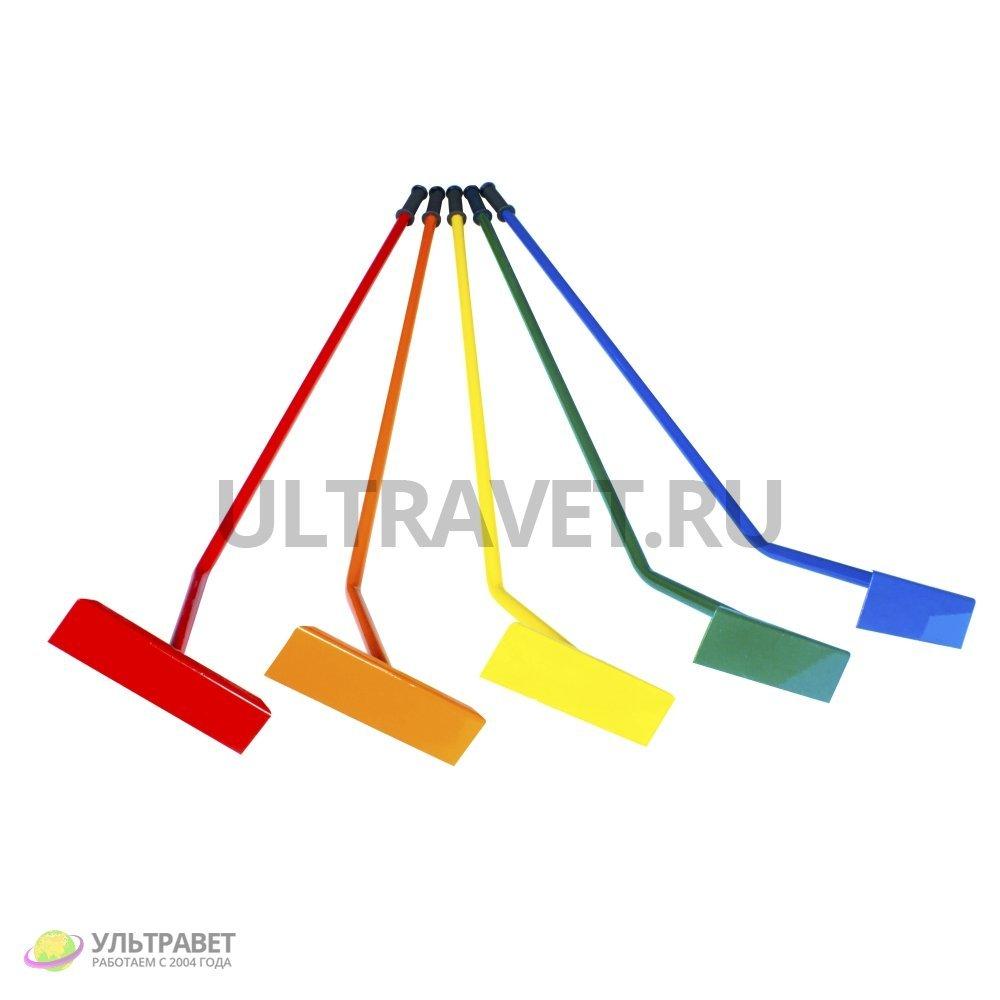 Скребок для навоза с ручкой (30 см, 40 см)