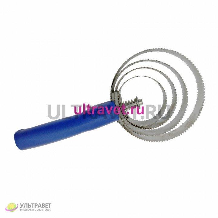 Скребница (скребок) спиральная