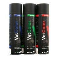 Спрей-краска VetColor для мечения животных, 500 мл