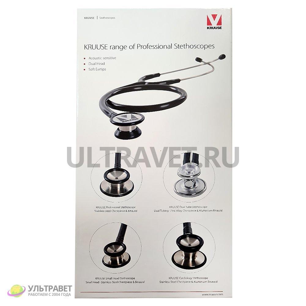Многофункциональный высококачественный стетоскоп KRUUSE range of Professional Stethoscopes