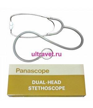 Многофункциональный стетоскоп с двойной головкой