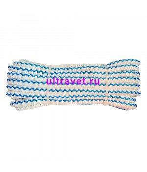 Стропа (аркан, верёвка, поводок) для привязи 10 м