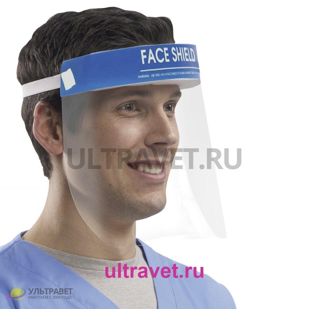 Индивидуальный защитный экран для лица