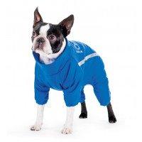 Комбинезон зимний для собак Collar, синий