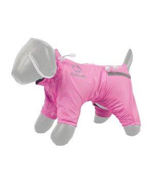 Комбинезон зимний для собак Collar, розовый