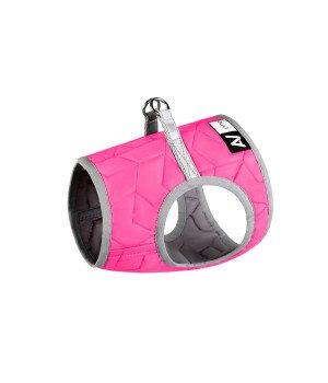 Шлея мягкая AiryVest ONE (XS3), цвет розовый