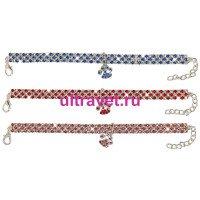 Ошейник-украшение браслет