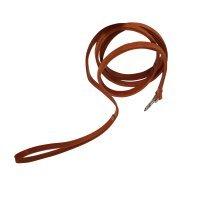 Поводок Ультра кожаный 1,25 м