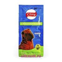 Шампунь Cliny гипоаллергенный для собак с чувствит. кожей, саше 15 мл