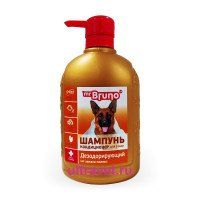 Шампунь-кондиционер mrBruno для собак от запаха псины, 350 мл