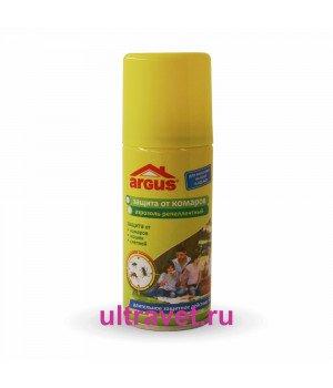 Аэрозоль Argus от комаров, мошек, слепней, 100 мл