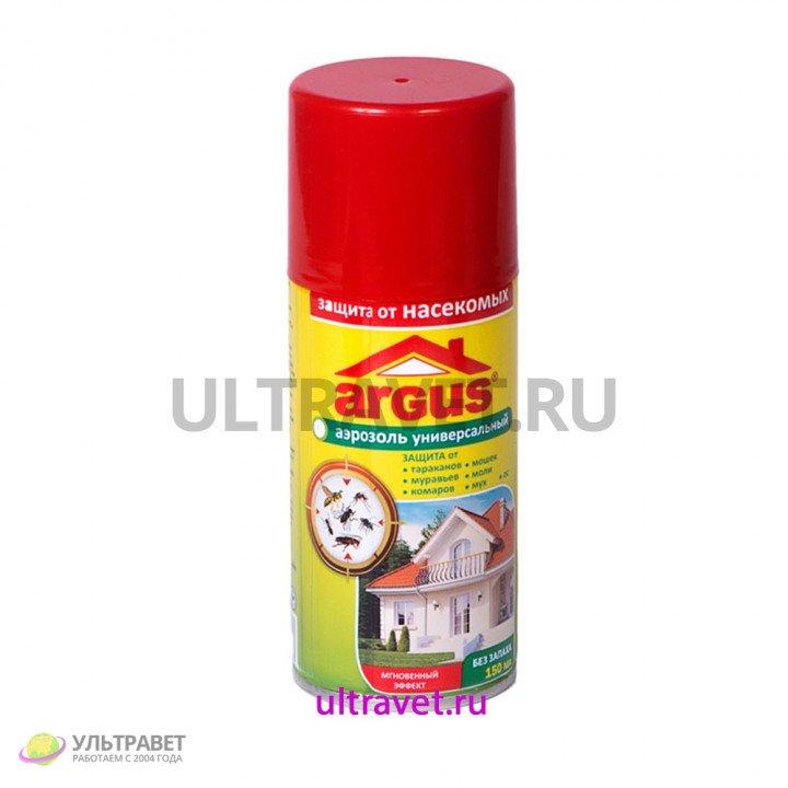 Универсальный аэрозоль Argus от всех насекомых