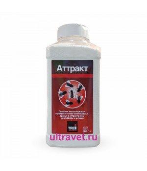 Аттракт - средство №1 от мух (приманка для борьбы с мухами)