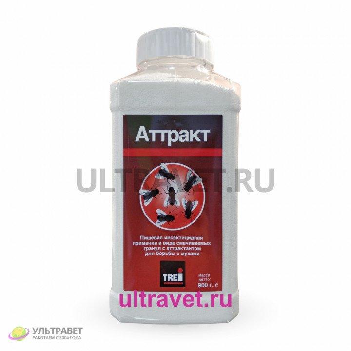 Аттракт - супер инсектицид от мух