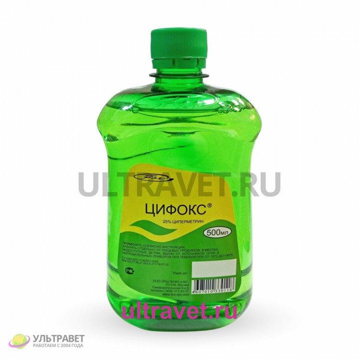 Цифокс к.э. (25% циперметрин), 500 мл