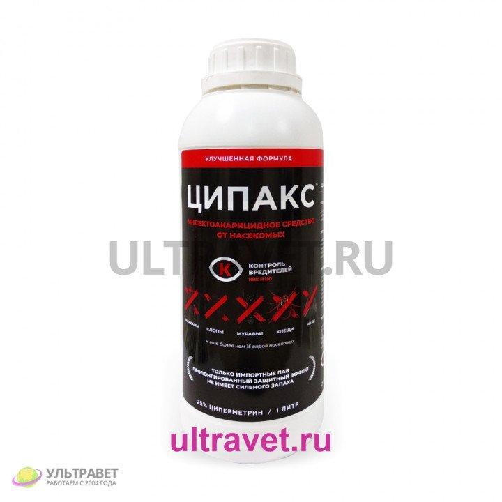 Ципакс инсектоакарицидное средство от насекомых, 1 л