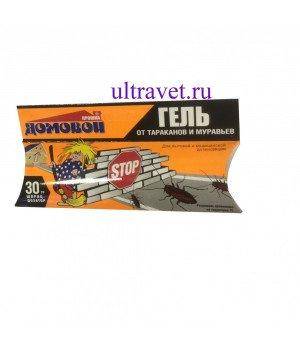 Домовой Прошка гель от тараканов и муравьев (30 гр, 120 гр)
