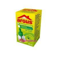 Дополнительный флакон-жидкость Argus защита от комаров, 30 мл