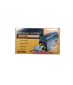 Электронная мышеловка Sititek Antirats