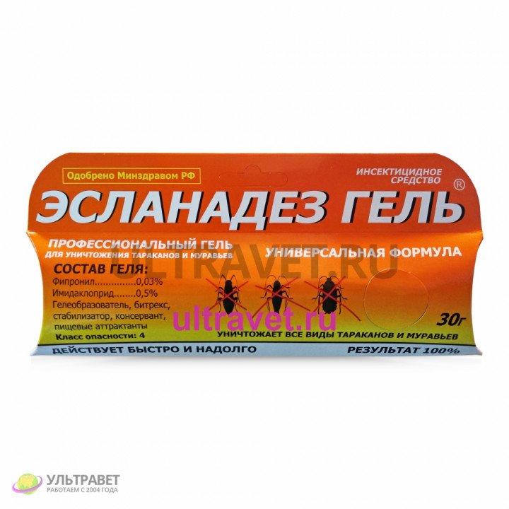 Эсланадез гель (30 гр)