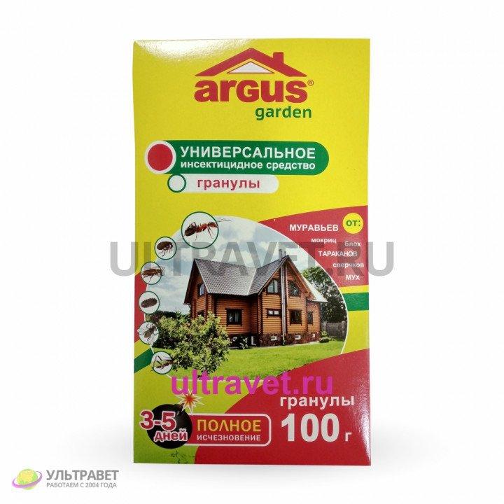 Гранулы Argus Garden от муравьев, тараканов, блох, мух и других насекомых