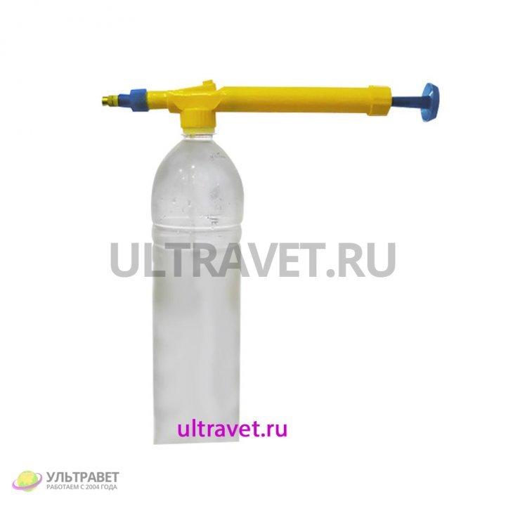 Насадка на бутылку (помповый распылитель) для опрыскивания растений Argus Garden