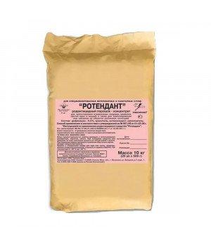Ротендант на тальке (Дифенацин 0,5 %), мешок 10 кг, Агровит
