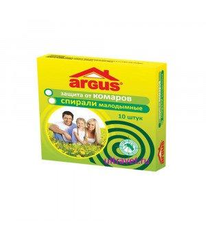 Спирали малодымные Argus