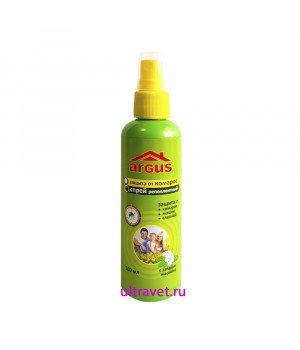 Спрей ARGUS (репеллентный) от комаров, слепней, мошек
