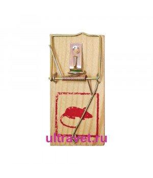 Мышеловка/крысоловка деревянная ST-007, маленькая