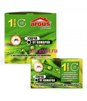 Свеча Argus Garden репеллентная с маслом цитронеллы